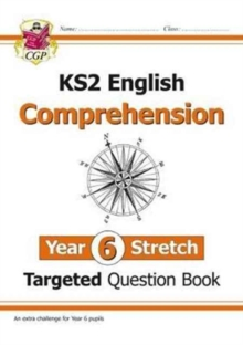 Image for KS2 English Targeted Question Book: Challenging Comprehension - Year 6+ (with Answers)