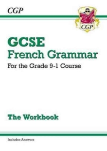 Image for GCSE French Grammar Workbook - for the Grade 9-1 Course (includes Answers)