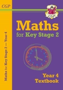Image for KS2 Maths Textbook - Year 4