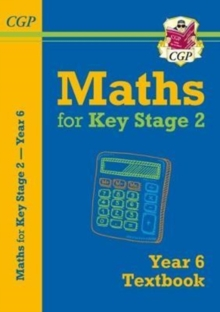 Image for KS2 Maths Textbook - Year 6