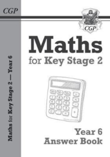 Image for KS2 Maths Answers for Year 6 Textbook