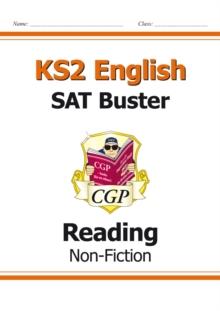 Image for New KS2 English Reading SAT Buster: Non-Fiction (for the 2019 tests)