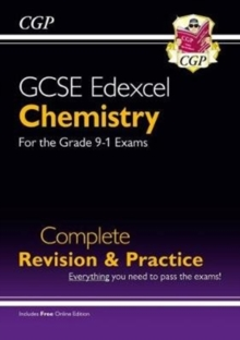 Image for Grade 9-1 GCSE Chemistry Edexcel Complete Revision & Practice with Online Edition