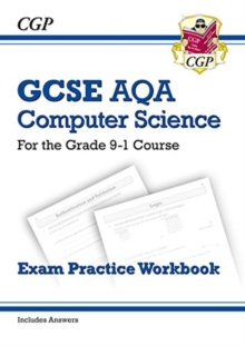 Image for GCSE Computer Science AQA Exam Practice Workbook - for exams in 2021