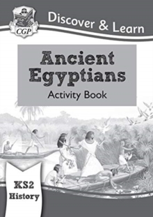 Image for Ancient Egyptians: Activity book