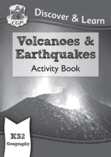 Image for KS2 Discover & Learn: Geography - Volcanoes and Earthquakes Activity Book