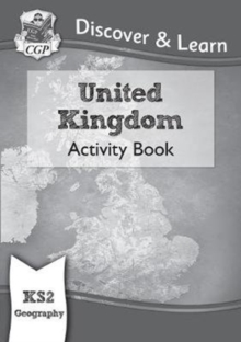 Image for New KS2 Discover & Learn: Geography - United Kingdom Activity Book