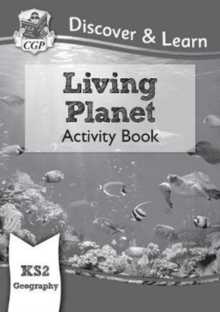 Image for KS2 Discover & Learn: Geography - Living Planet Activity Book