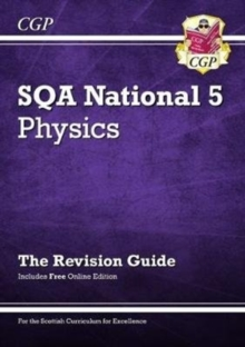 Image for National 5 Physics: SQA Revision Guide with Online Edition