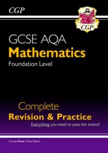 Image for GCSE mathematicsFoundation level. :