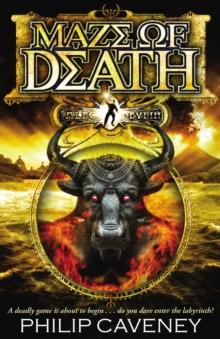 Image for Alec Devlin: Maze of Death