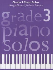 Image for Grade 3 Piano Solos