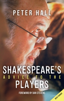 Image for Shakespeare's advice to the players