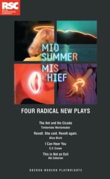 Image for Midsummer mischief  : four radical new plays