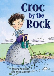 Image for Croc by the rock