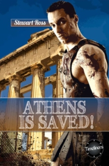 Image for Athens is saved!  : the first marathon