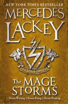 Image for The mage storms  : a Veldemar omnibus