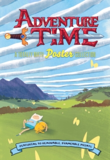 Image for Adventure Time - A Totally Math Poster Collection