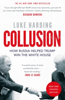 Image for Collusion  : how Russia helped Trump win the White House