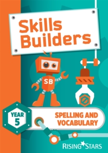 Image for Spelling and vocabularyYear 6,: Pupil book