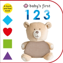 Image for Baby's first 1 2 3