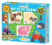 Image for Farm Puzzle Playset