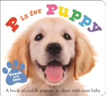 Image for P is for puppy