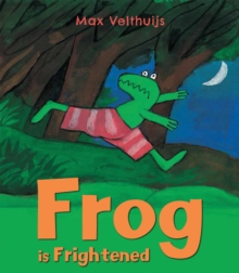 Image for Frog is frightened