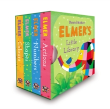 Elmer's little library - McKee, David