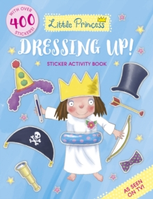 Image for Little Princess Dressing Up! Sticker Activity Book