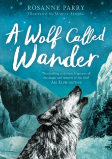 Image for A Wolf Called Wander