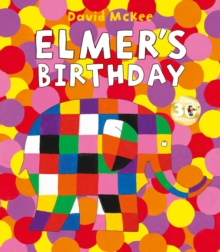 Elmer's birthday - McKee, David