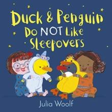 Image for Duck & Penguin do not like sleepovers