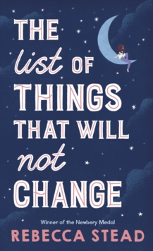 Image for The list of things that will not change