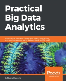 Image for Practical Big Data Analytics: Hands-on techniques to implement enterprise analytics and machine learning using Hadoop, Spark, NoSQL and R