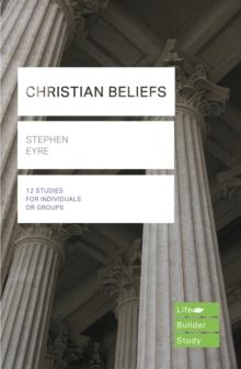 Image for Christian Beliefs (Lifebuilder Study Guides)