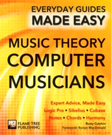 Image for Music theory computer musicians