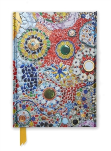 Image for Gaudi (inspired by): Mosaic (Foiled Journal)