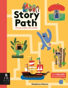 Image for Story path  : choose a path, tell a story