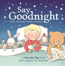 Image for Say goodnight
