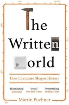 Image for The written world  : how literature shapes history