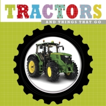Image for Tractors : Touch and Feel