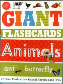 Image for Giant Flashcards Animals