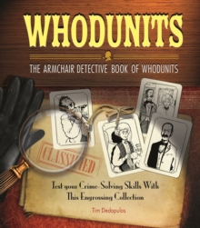 Image for Whodunnits  : the armchair detective book of whodunnits