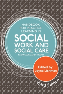 Image for Handbook for practice learning in social work and social care: knowledge and theory