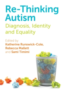 Image for Re-thinking autism