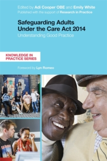 Image for Good practice in safeguarding adults
