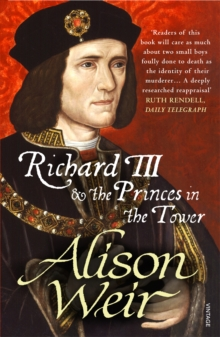 Image for Richard III and the princes in the tower
