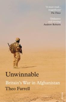 Image for Unwinnable  : Britain's war in Afghanistan, 2001-2014