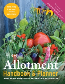 Image for The RHS allotment handbook  : what to do when to get the most from your plot
